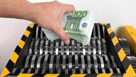 把2000美金扔进粉碎机,下一秒太心疼,结果却赚发了!
