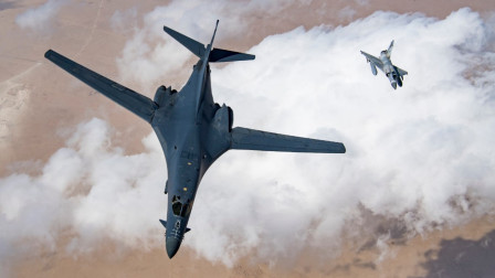 美军轰炸机公开秀弹仓,曝光这一军事计划