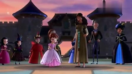 小公主苏菲亚:众人拾柴火焰高,大家齐心协力救出公主