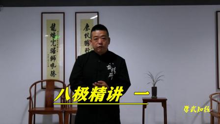 八极拳顶心肘及武术认知,胡玉涛老师精讲