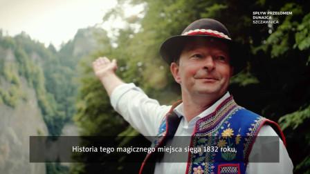 沿波兰的杜纳耶茨河峡谷漂流,听戴着贝壳帽的船工讲述当地动人故事,人生的惬意也不过如此!