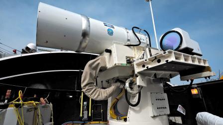 中国激光武器进展神速,印度直言不用担心:有秘密武器专门克制