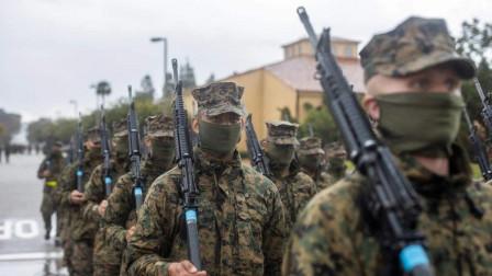 """被逼无奈!美海军居然靠""""租公园""""隔离士兵"""