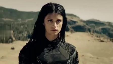 女巫保护公主躲避刺客!却被公主嘲笑懦弱,结果,女巫丢下公主自己逃了!