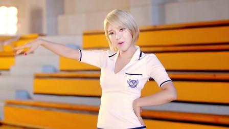 AOA - 심쿵해 (Heart Attack) (怦然心动)(Korean Ver.)