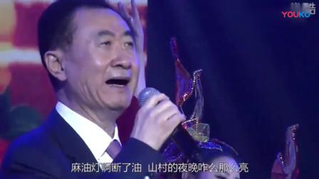 万达王健林 篱笆墙的影子  这歌九十年代火遍中国