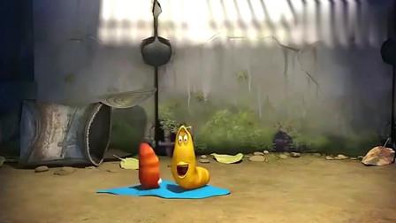 爆笑虫子:虫子们达到了终极境界,虫子们太会玩