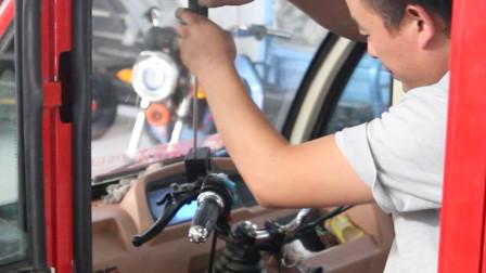如何辨别电动车有没有刹车油,不需要太麻烦,只需要瞄一眼