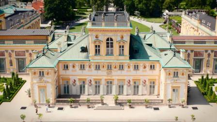 波兰国家宝藏!唯一原创巴洛克宫殿——维拉努夫宫