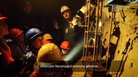 家里没矿?波兰路易斯女王矿井,给你挖矿的无穷乐趣!