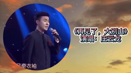 庄云龙演唱:《再见了,大别山》,太好听了