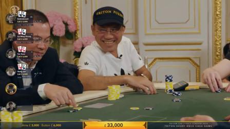 德州扑克 老板们的局为何Dwan毒王哥没有来 解说告诉你原因
