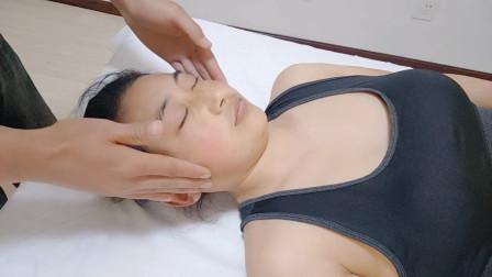 中医养生:穴位抹法操作手法要领,具有清醒头目的作用