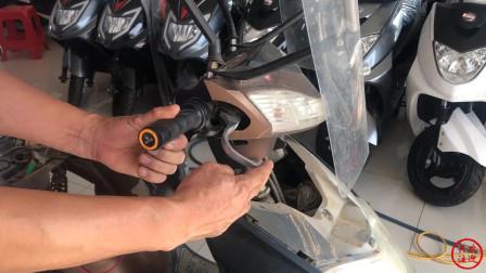 电动车隐藏的辅助刹车功能,出现问题怎么维修?学会刹车效果更好