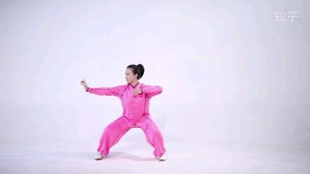 刘晓蕾健身气功八段锦