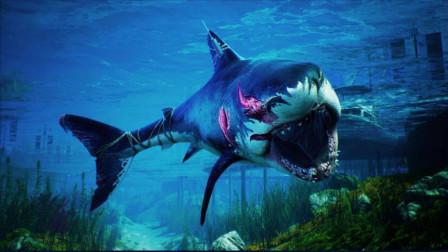 【肯尼】直播回顾 Maneater 食人鲨 Day1 P2