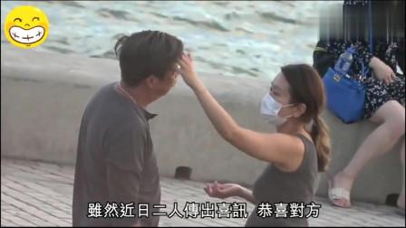 香港:黄霑的女儿!44岁皮肤身材都保养得很不错的黄宇诗与男友现身户外