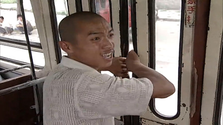 男子坐公交车被偷了钱包,这下小偷惨了