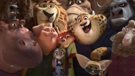 疯狂动物城:一部看懂人性的迪士尼神作!兔子爱上狐狸的奇幻冒险