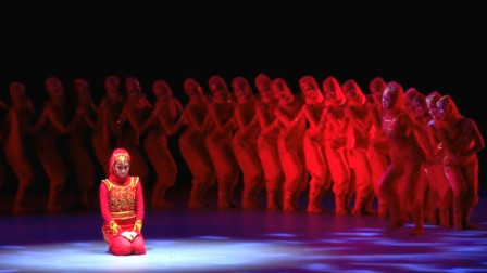 云舞裳丨舞蹈女子群舞回族舞《花儿十八》四川师范大学舞蹈学院 看待嫁的回族姑娘像花儿般绽放, 绚烂壮美