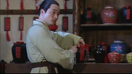 """武林外传,大嘴在同福客栈的唯一信仰,""""信秀才,得蕙兰"""""""