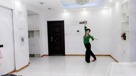 刘满广场舞《想西藏》正面。编舞:叶子老师