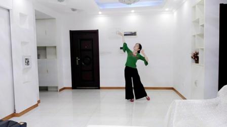 刘满广场舞《站着等你三千年》正面。编舞:茉莉老师