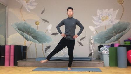 每天坚持叉腰左右跳,专瘦大腿和大肚子,瘦得都是内脏脂肪