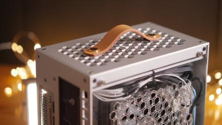 「麻雀虽小」搭建仅4.7L的AMD平台高性能ITX小钢炮-3700X+R9 nano