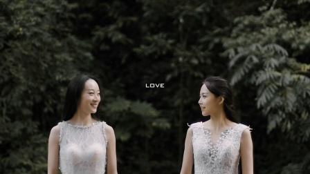 绯系视觉作品 | 西双版纳婚礼电影
