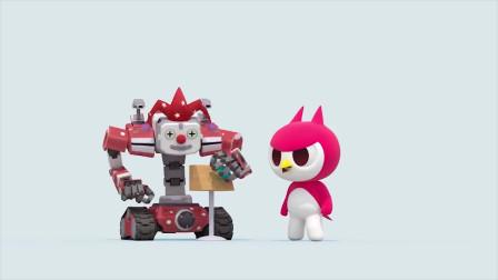 塞米变成X特工  能打败小丑机器人吗?迷你特工队游戏