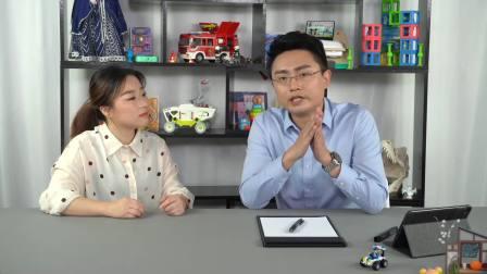 隔壁老爸科普时间到:人类的文明就是通过画画传承的 中国玩博会品质育儿 20200528