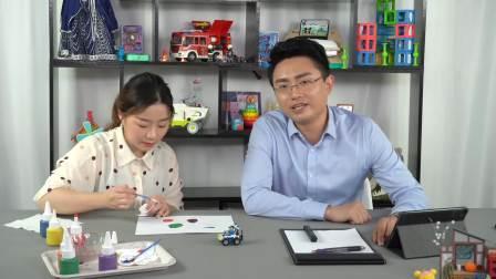 隔壁老爸教你认识三原色,教宝宝通过颜色认识新的颜色 中国玩博会品质育儿 20200528