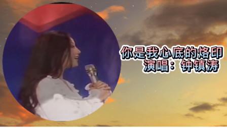 钟镇涛演唱:《你是我心底的烙印》,太好听了