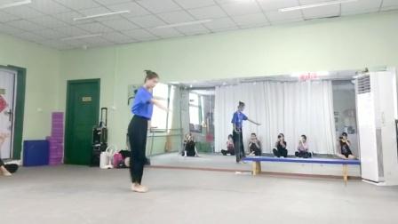 古典舞多情种视频分解动作四,阜阳艺路舞蹈提供