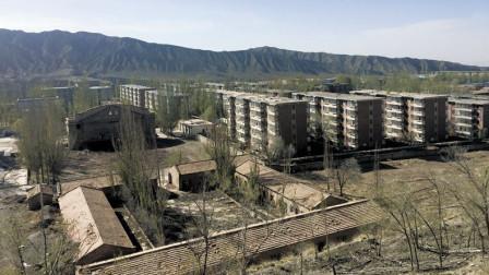 甘肃一城曾是石油重镇,如今人去楼空,一百平的房子2万都没人要