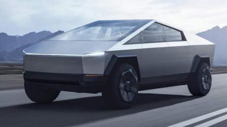 特斯拉新款电动皮卡,造型设计极为前卫,完全不必担心续航问题