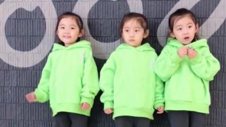 成都小夫妻连生三胞胎女儿!这是姐弟恋的结果,太幸福了