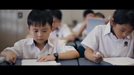 暖心公益短片《最后的期末考试》