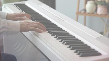 五指音乐课堂 七个柚子钢琴演奏王菲《红豆》 钢琴视频教学教程