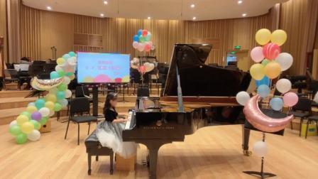 钢琴独奏 W.F.巴赫 《快板》 上海爱乐乐团特别企划 20200530