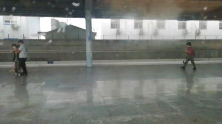 CRH380A-G1683次 遵义-厦门 南城1站台发车 和谐号南局福段