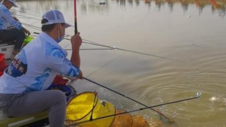 四海钓鱼第一期同城黑坑赛