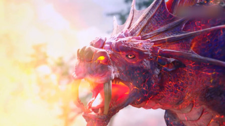 火神的坐骑赤焰兽,是一条火龙所化,曾克制住水神共工的滔天洪水
