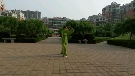 刘秀芝85势杨氏太极拳(四)