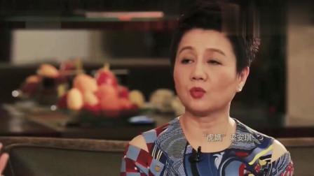 梁安琪揭秘赌王家族背地没有来往,见面都只谈工作,太冷淡了!