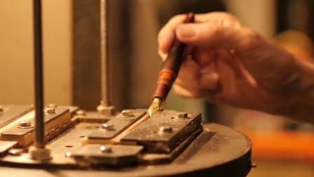 钢笔你知道多少吗,日本的手工钢笔产量大销,原因是他不为人知的秘密!