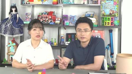 积木场景搭建游戏,可以开发孩子的创造能力锻炼情绪控制能力和想象力 中国玩博会品质育儿 20200601