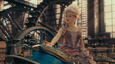 女孩得到神秘机器,能把木偶变成人类,从此开始为所欲为!
