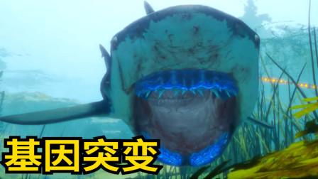 食人鲨:鲨鱼进化出带电的牙齿,一口一只巨型鳄鱼!